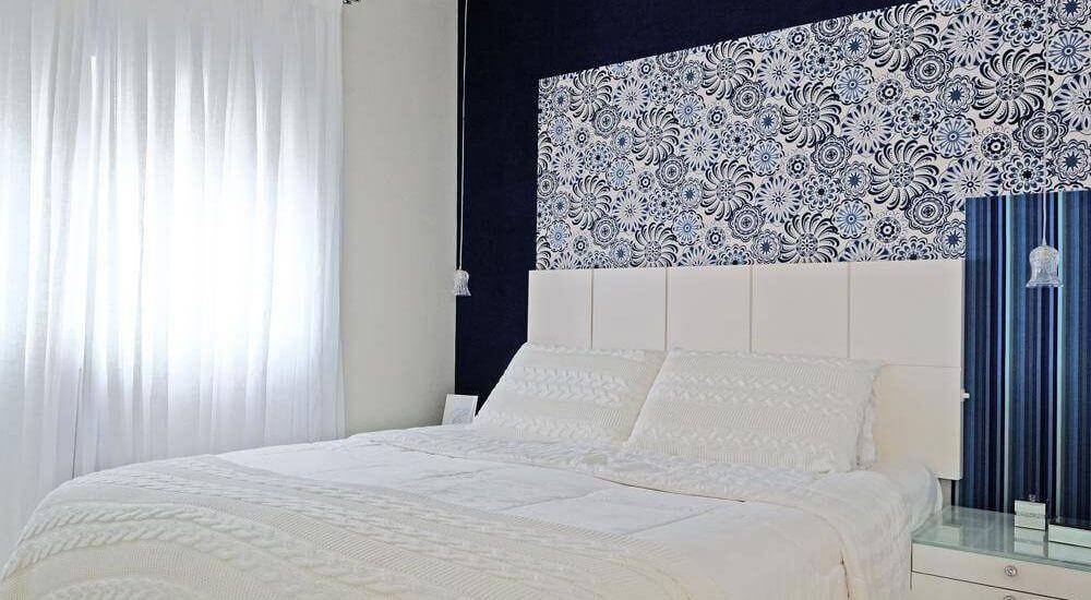 Tipos de materiais pra quartos com papel de parede